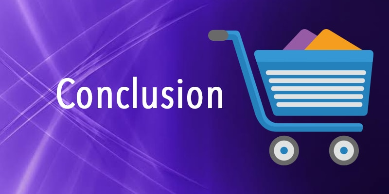 Conclusion by Nevina Infotech