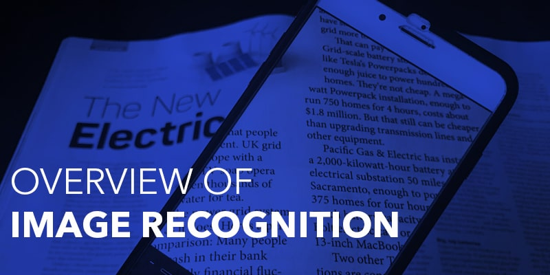 An Overview of Image Recognition - Nevina Infotech