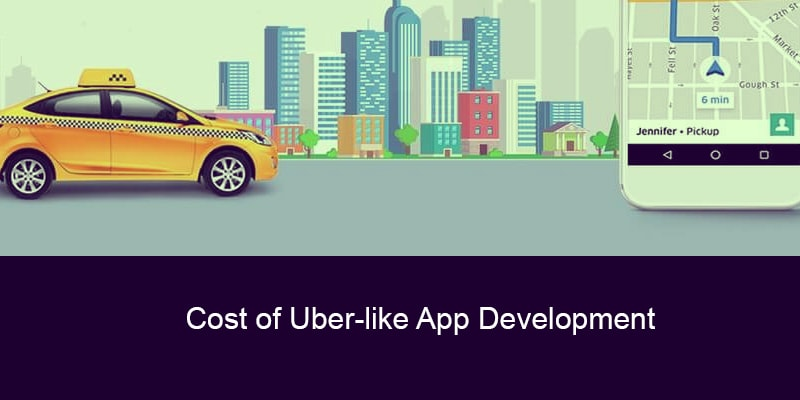 Cost of Uber-like App Development - Nevina Infotech