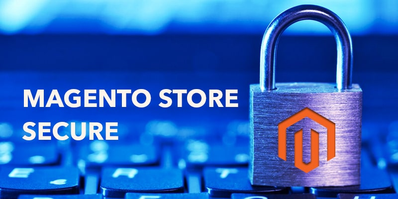 Magento Store Made More Secure - Nevina Infotech
