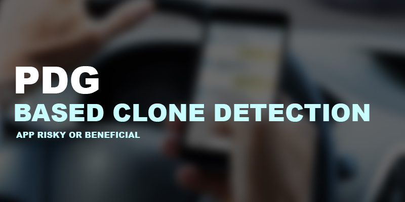 PDG-Based-Clone-Detection | Nevina Infotech