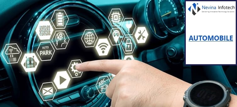 Automobile - internet of things developer