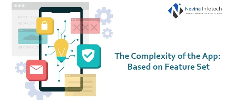 Complexity of the App Based on Feature Set