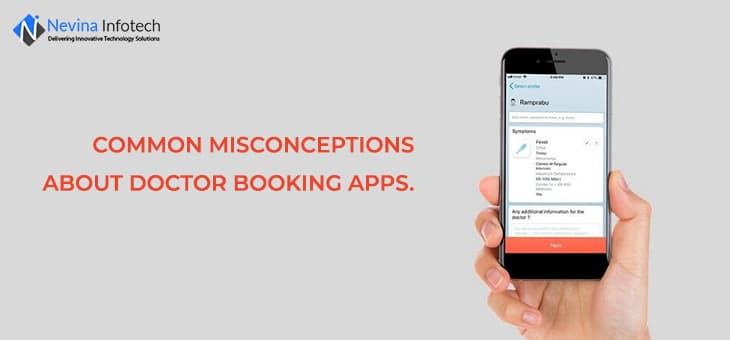 Misconceptions About Doctor Booking Apps