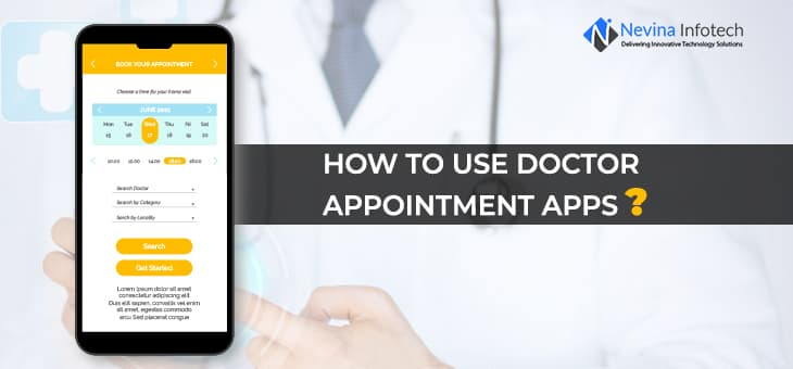 Doctor Appointment Mobile Apps