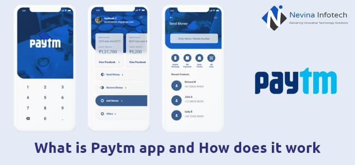 What is Paytm app and How does it work