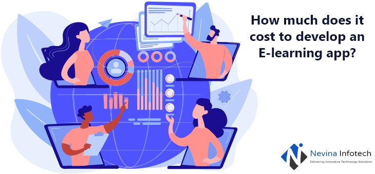 cost to develop an E-learning app